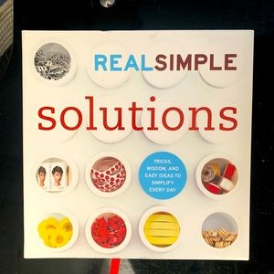 Book: Real Simple Solutions